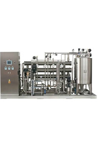 西南某制药公司采购15t/h纯化水处理生产线