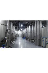 重庆某食品饮料有限公司采购30t/h水处理生产线